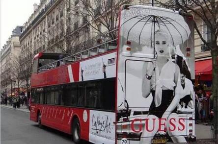 【公交车广告】比较常见的公交车广告形式有哪些?