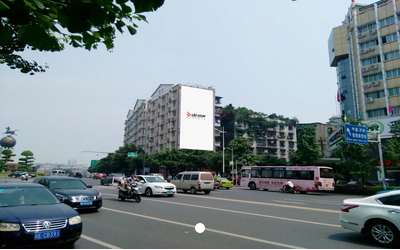 四川省商业区广告媒体资源类型介绍及分享