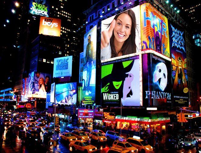 收藏!关于广告牌制作你应该知道的四大趋势