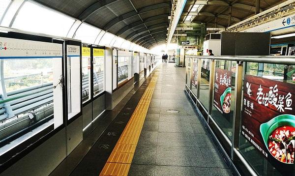 2018年最新的深圳地铁广告投放资源推介