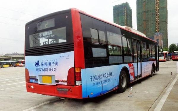2018年成都公交车最新广告投放资源推荐