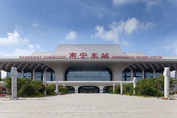 广西南宁火车站高铁站广告媒体资源推介