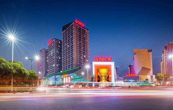 南昌LED大屏广告资源与广告投放公司推荐  