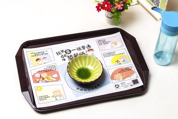 外卖餐垫纸广告资源及广告投放公司推荐