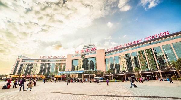 桂林高铁站火车站广告媒体与广告投放公司