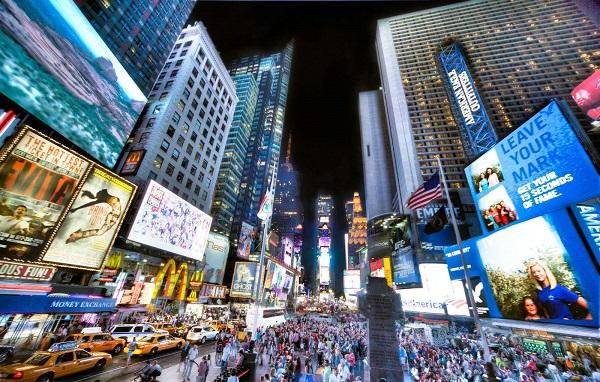 户外媒体发展趋势:广告资源整合、广告媒体数字化