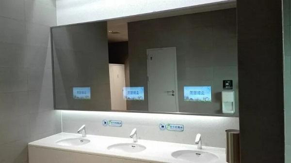 机场广告向数字化迈进,镜面广告投放迎来热潮