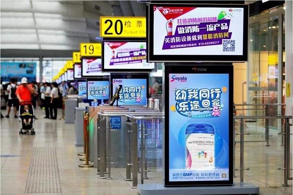 高鐵廣告媒體強勢崛起,廣告投放必要性增強