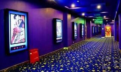 四川省成都及各地级市电影院通道灯箱广告位