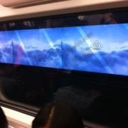 成都地铁隧道动态视频媒体