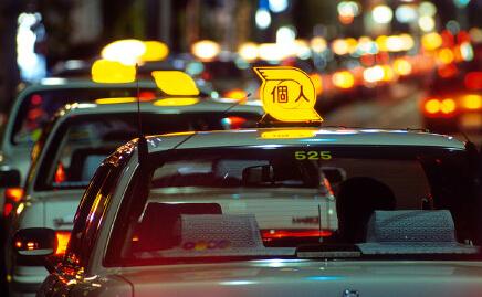 四川出租车广告媒体常见形式大盘点