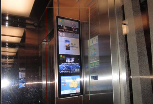 重庆社区电梯智联视频广告位