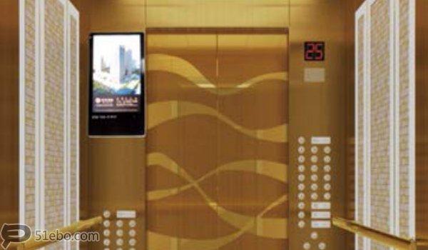 重庆市主城区电梯电子屏广告