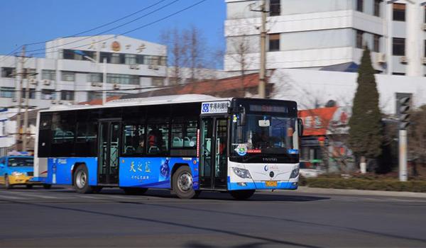 日照公交车体广告