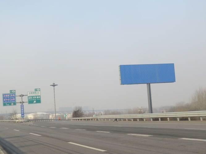太原东环南环和太旧高速交叉