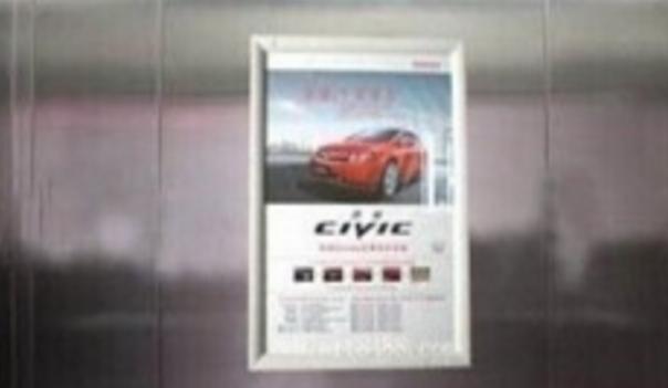 黔南州中高端社区电梯框架广告-易播网
