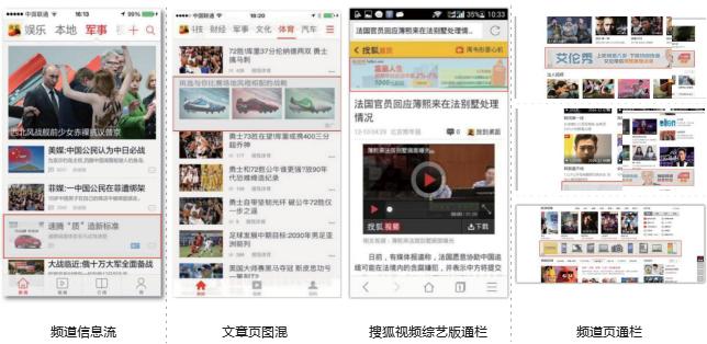 昆明市搜狐新闻门户网站广告